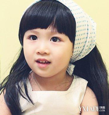 小女孩发型图片大全 化身可爱小公主图片