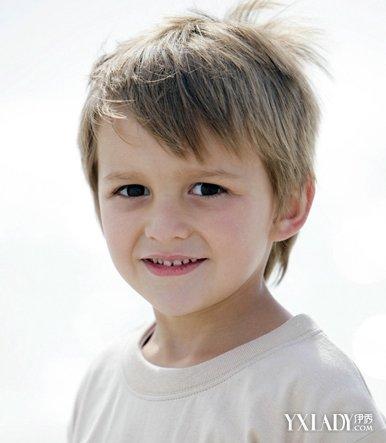 小男孩发型图片大全 可爱帅气魅力无限图片
