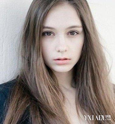 额头宽的女生适合什么发型 巧用刘海修饰脸型图片