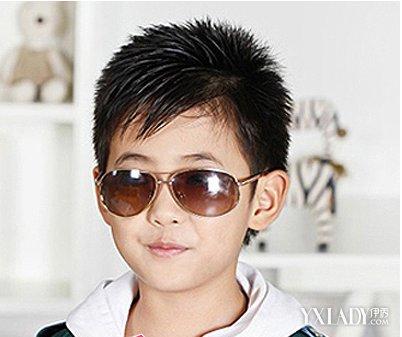 男童发型 2018帅气男童发型 六一儿童节必备图片