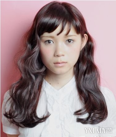 【图】头发大全颜色女孩女夏季选暗系发色打图片可爱短头发型图片大全图片图片