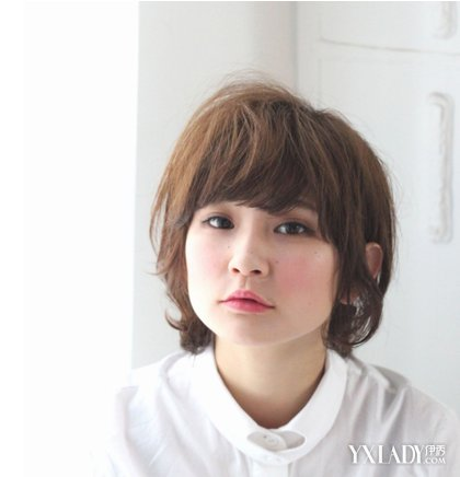 【图】萌萌哒锅盖头发型女 女生bling必杀技图片