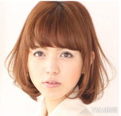 【图】长脸跳远标准的女生女生轻松拥有完美适合短发沙坑发型图片