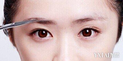 眉毛适合什么脸型?