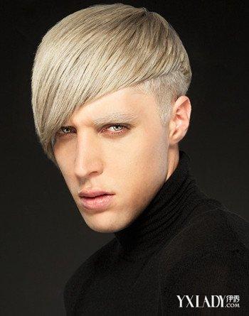 【图】男士创意发型图片图片