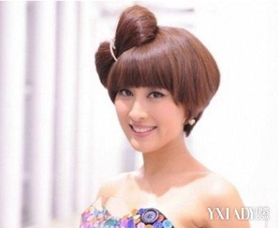 【图】2015女短发不烫齐刘海 (400x328)图片