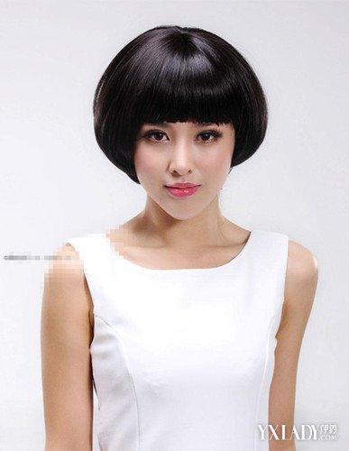 不但分有短碎发发型,中长短碎发发型,如果你是女士不防可以试试看