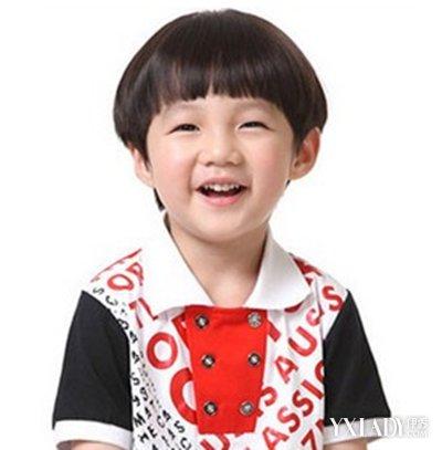 【图】小孩蘑菇头短发发型图片图片