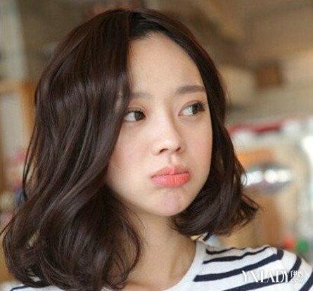 齐肩的头发做什么发型好看 2018年受欢迎的韩式发型