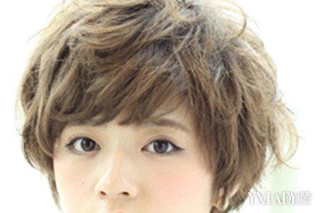 女生短头发发型图片 6款短发让你美美度过夏日