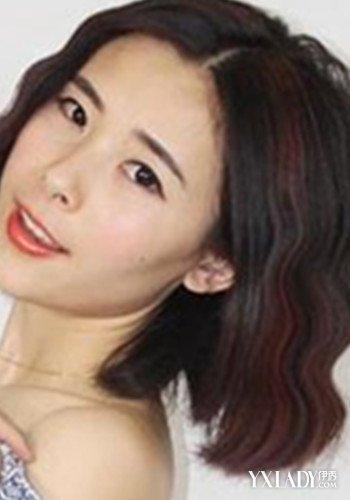 韩版小卷发型短发 七款可爱发型让你美到爆