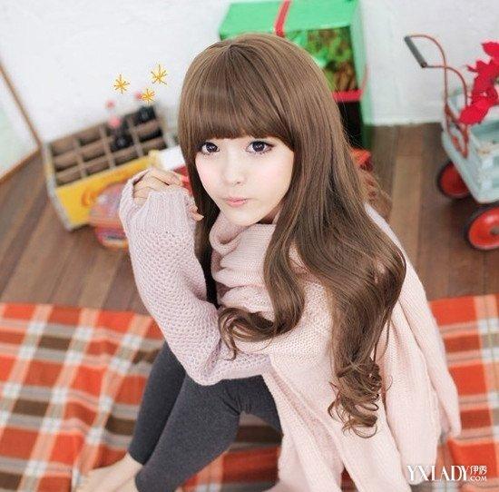 【图】小学生发型女中长发 3大发型让你更可爱图片