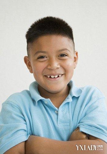 【图】小孩子发型图片男