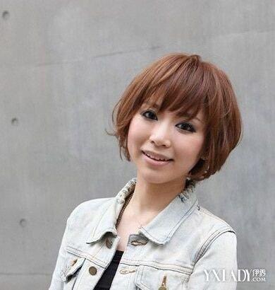 【图】女生菱形脸短发发型有哪些图片