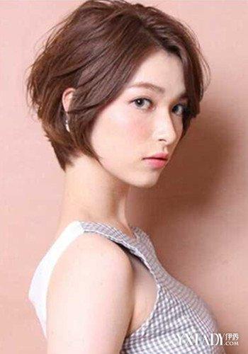 女性短发发型图片大全 十款时尚气质短发推荐图片
