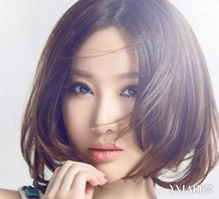女生直�yaY�Y��&_【图】女生直短发帅气发型 夏季最时尚