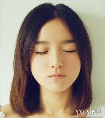 心形脸适合什么发型 4款气质发型塑V脸女神