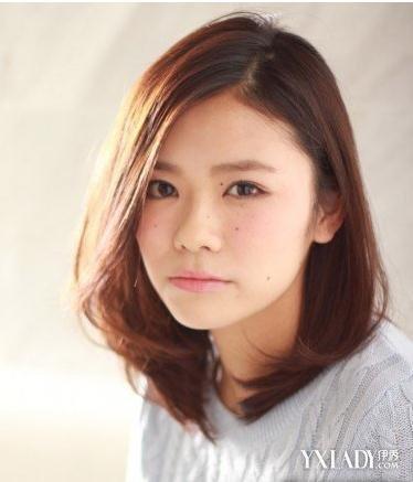 【图】四方脸适合的发型图片女 内扣发型轻松实现图片