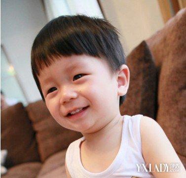 【图】揭示男女孩宝宝潮流发型男神范儿由娃16短发发型岁图片