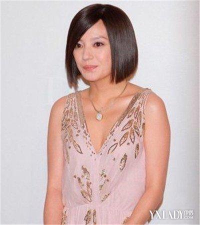 赵薇最新短发发型曝光 8款短发盘点那些年的赵薇