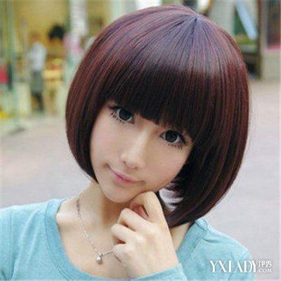 年轻女孩的屄_年轻女孩的发质会很光泽有质感,留这款发型正好凸显出这种逼人的青春