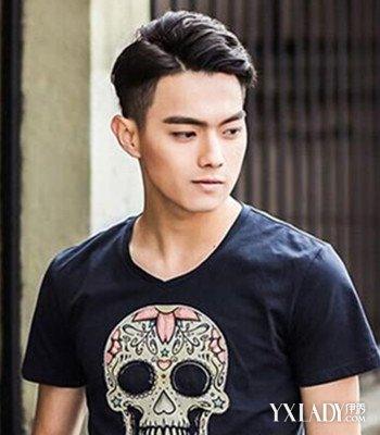 2018男生中短发帅气发型 打造全新潮男潮流形象