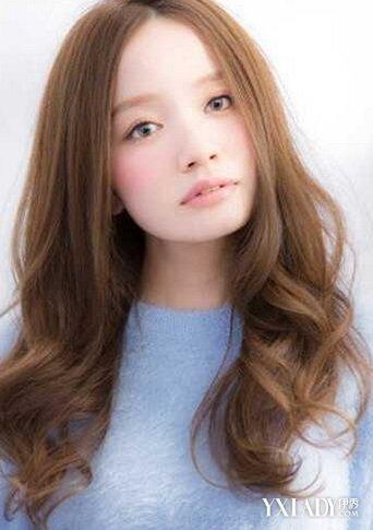 【图】披肩发编发发型v发型烫发美女生简2018短发发型就是想要图片