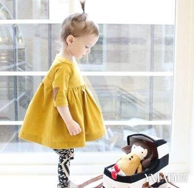 【图】宝宝蘑菇头怎么绑头发 四款扎发简单可爱图片