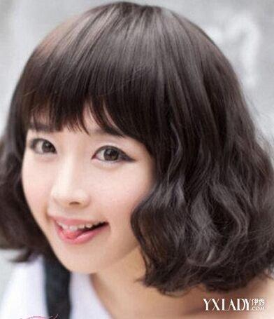 【图】2018韩国流行发型女款短发 适合任意脸型