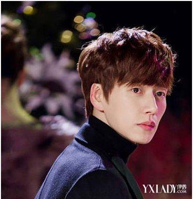 【图】发夹发型发型男生最新韩版大全烫发图男性图片搭配图片
