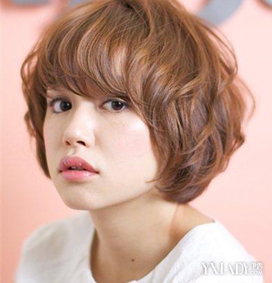 【图】时尚齐耳头型短发图片打造别致的粉刺怎么去闭发型女生图片