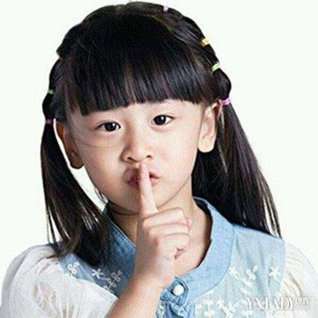 小女孩发型的绑扎方法图片