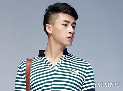 2018年流行发型男生图片 塑造帅气迷人范图片