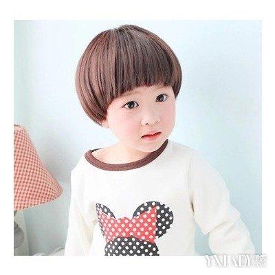 【图】小孩剪什么发型好看图 4种蘑菇头引领潮流