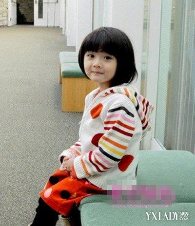 【图】儿童波波头短发发型图片 两款发型助你轻松打造图片