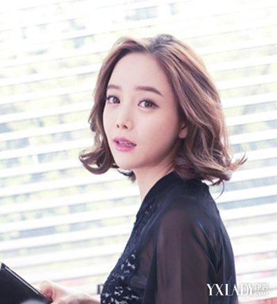 【图】气质30岁女人发型图片 短发梨花头优雅显年轻图片