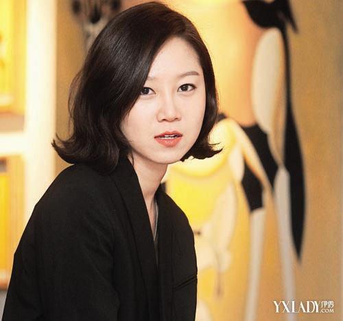 韩国不等式发型图片女短发 看明星怎么打造自己的发型图片