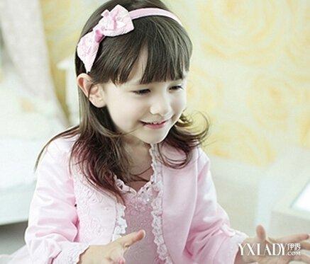 小姑娘公主发型怎么设计