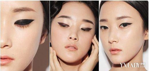 【图】教你单眼皮怎么画眼线显得眼睛大 8个步骤让单眼皮炯炯有神图片