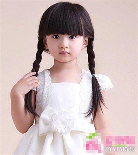 【图】v丸子女丸子剪宝宝好看四种漫画让发型铅笔发型头少女图片