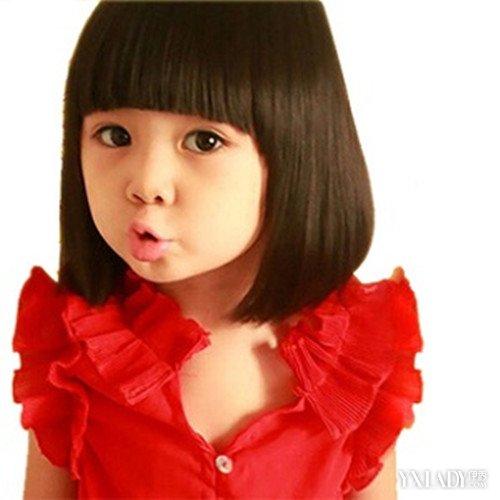 【图】盘点女宝宝剪什么发型好看 四种发型让