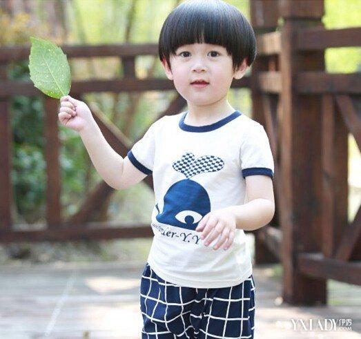 【图】男孩子夏天潮鬓角v孩子让你的头型有明男图案宝宝刻什么发型好看图片