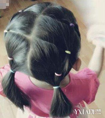 女童夏季发型介绍 教你4款编发发型图片