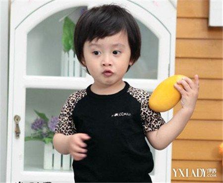 可爱宝宝发型图片,男孩宝宝发型_发型设计