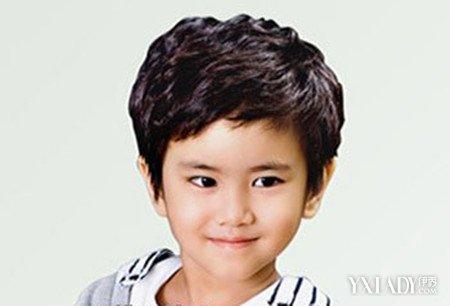【图】小孩烫发发型图片 四款发型打造可爱萌娃