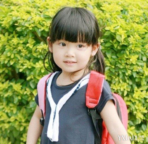 【图】宝宝编头发 可爱小女孩发型设计 打造乖巧时尚小公主