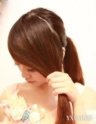 三股编辫子发型图解 让你夏季清爽出门