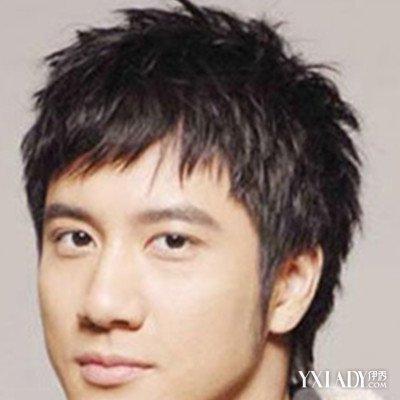 【图】王力宏发型大全 适合长脸男生的修颜短发图片图片