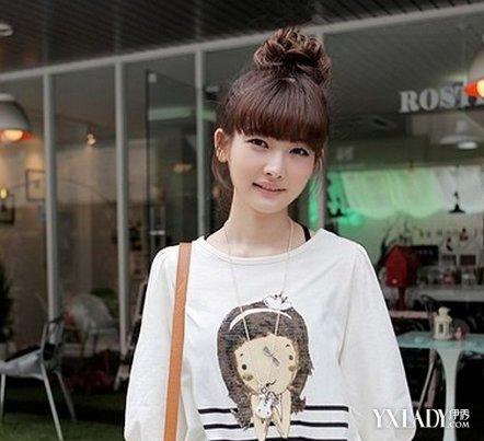 额头窄的女生适合什么发型 推荐6款发型巧妙修饰脸型