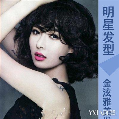 【图】泫雅短发发型盘点 韩国女生最爱的凌乱发型让你图片